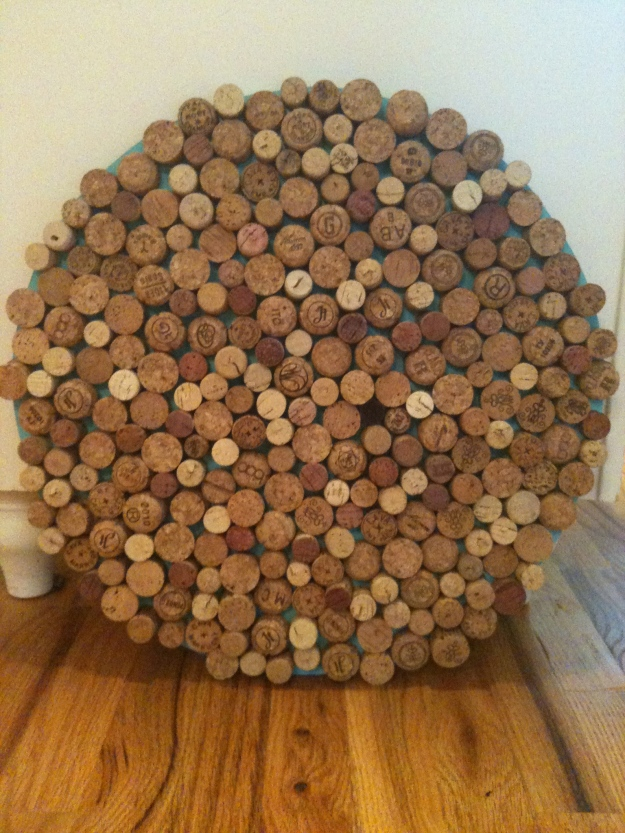 Circular Cork Boards