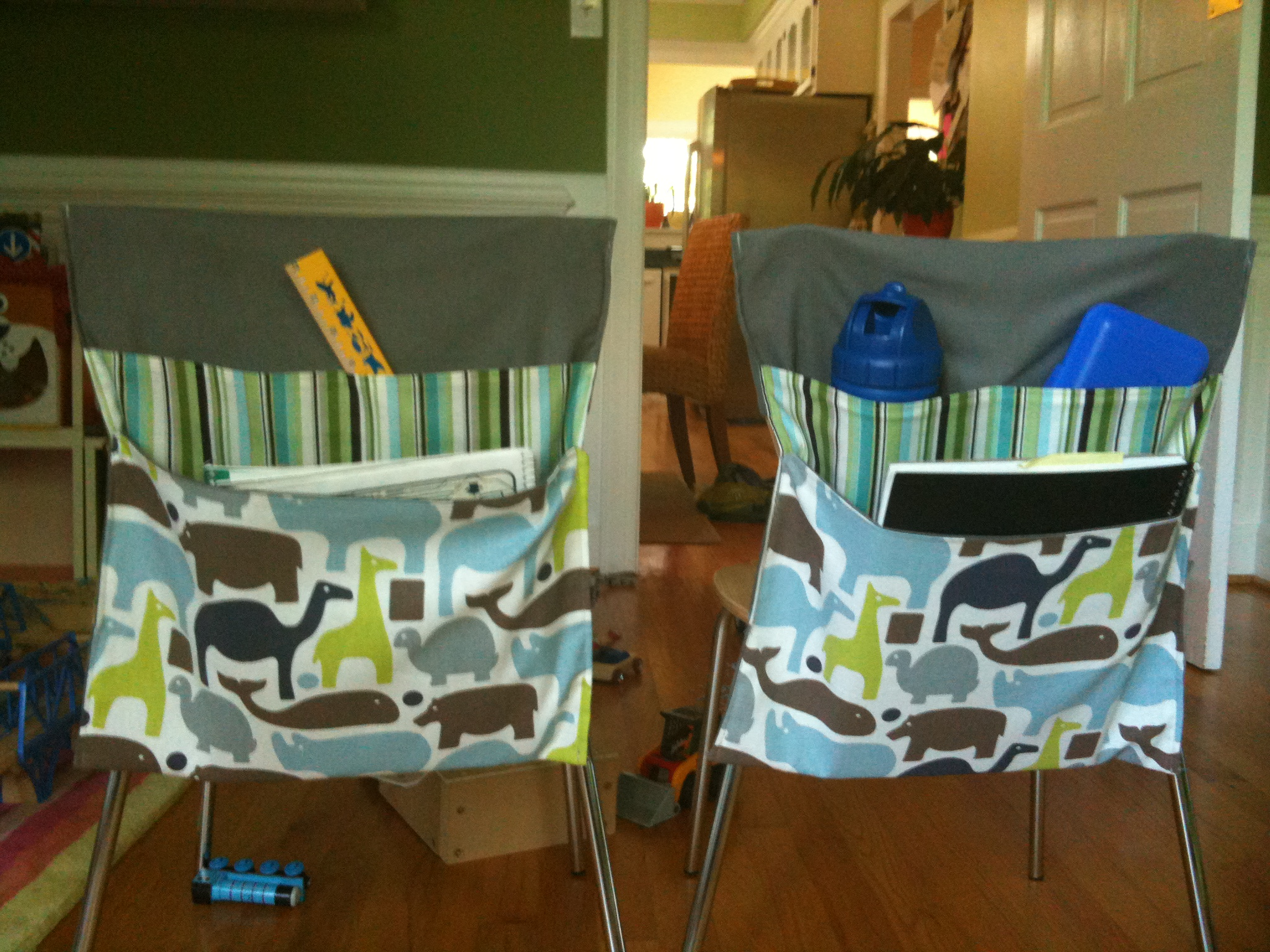 Current Sewing Projects Quilts and Chair Bags