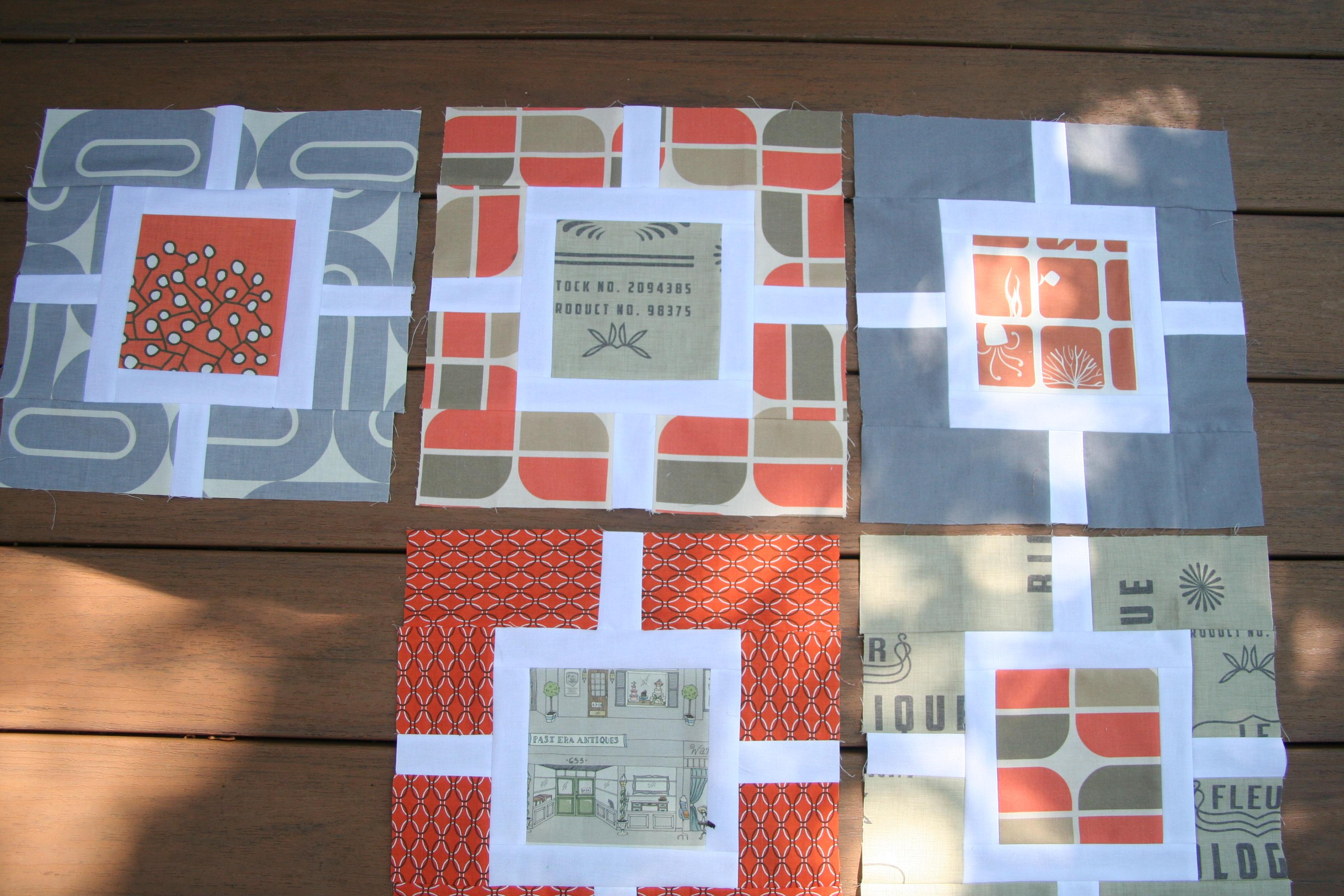 orange and grey quilt | Factotum of Arts : orange quilt fabric - Adamdwight.com