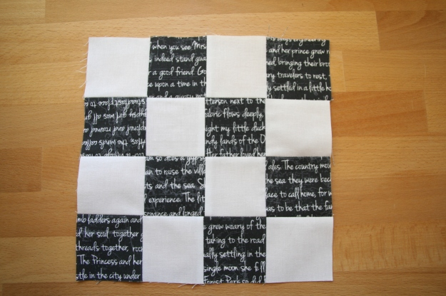 Checkers Board Block