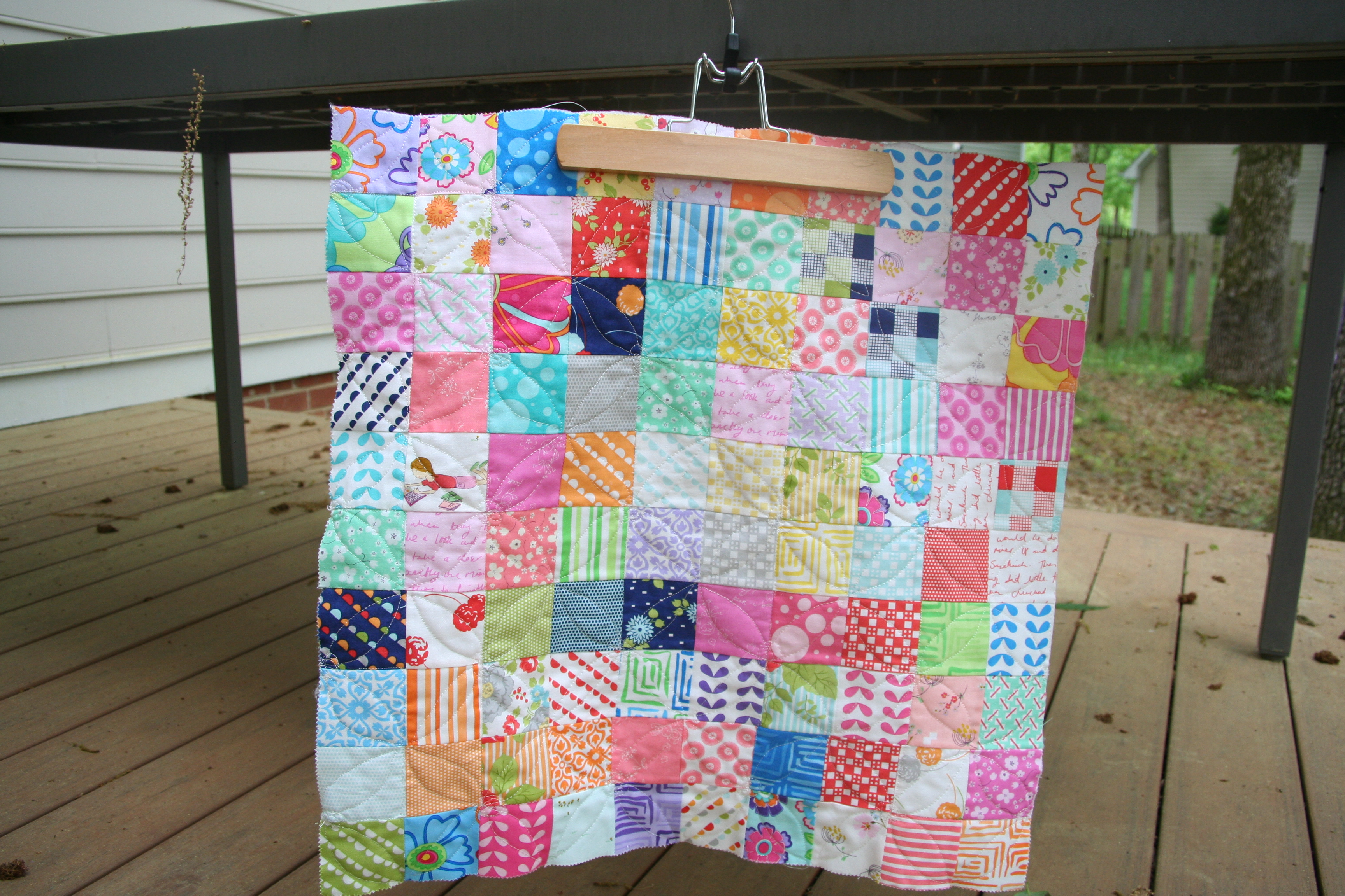 First Time Free Motion Quilting Fmq Factotum Of Arts