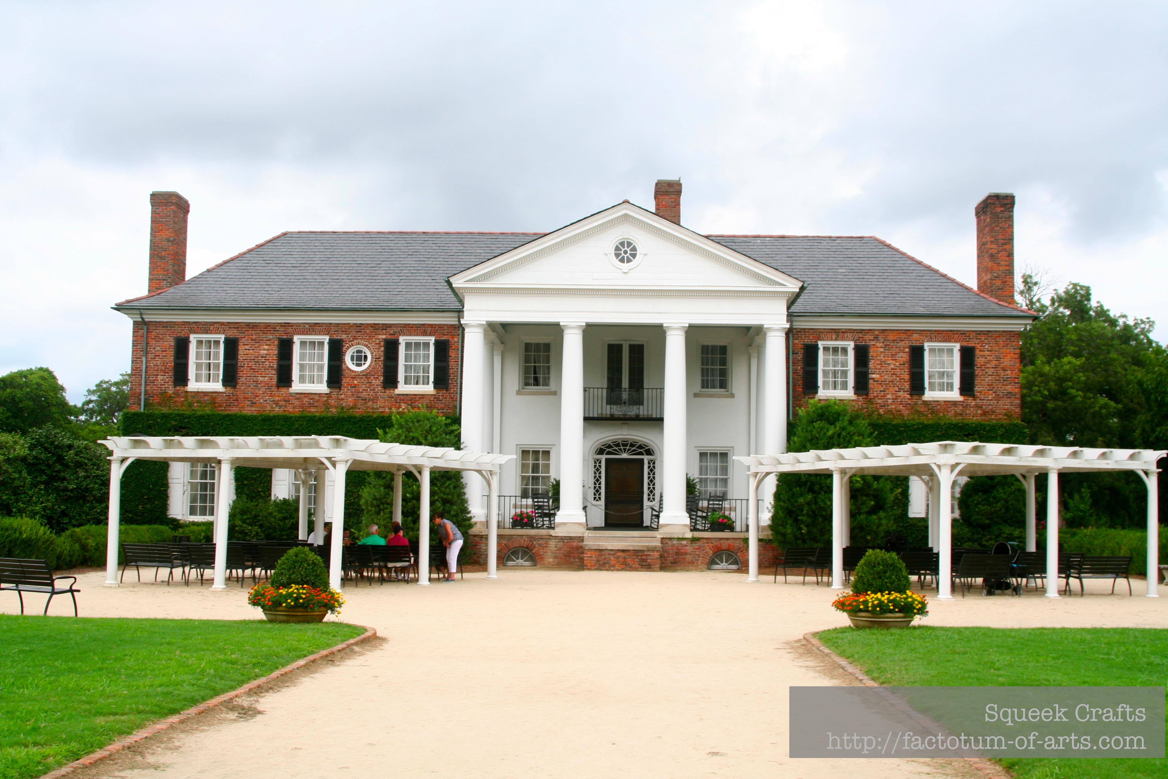 Boone Hall Plantation Factotum Of Arts
