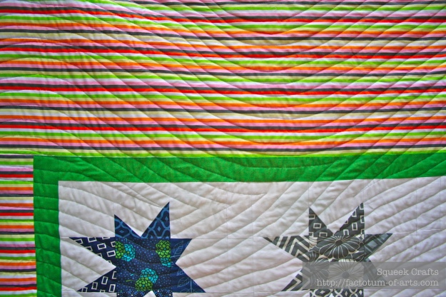 Simply Stars Quilting