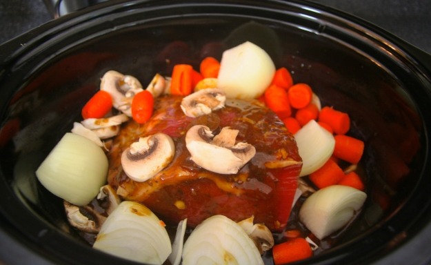 Pot Roast + Vegetables