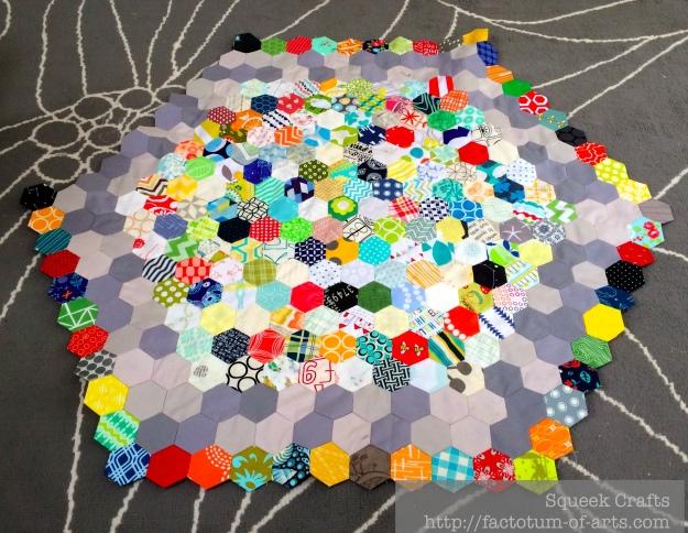 HexagonQuilt_March2014