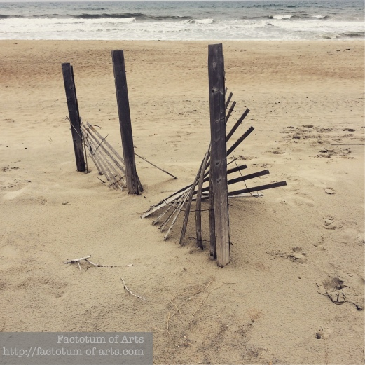 BeachMangledFence