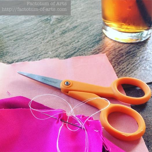 Hand_Stitching_OrangeCreamsicle